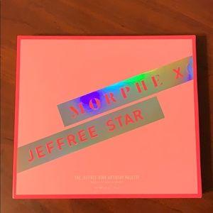 Brand new Jeffree Star artistry palette